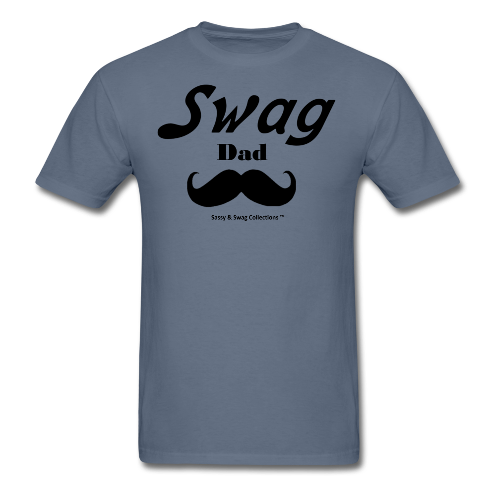 Swag Dad Men's T-Shirt - denim