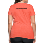 Sassy Mom Women's T-Shirt - heather coral