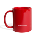 Saved Sanctified and SASSY Full Color Mug - red