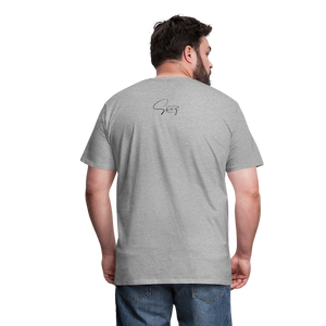 I'm the Apple of His Eye Men's Premium T-Shirt - heather gray