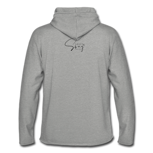 A Royal Priesthood Unisex Lightweight Terry Hoodie - heather gray