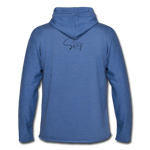 A Royal Priesthood Unisex Lightweight Terry Hoodie - heather Blue