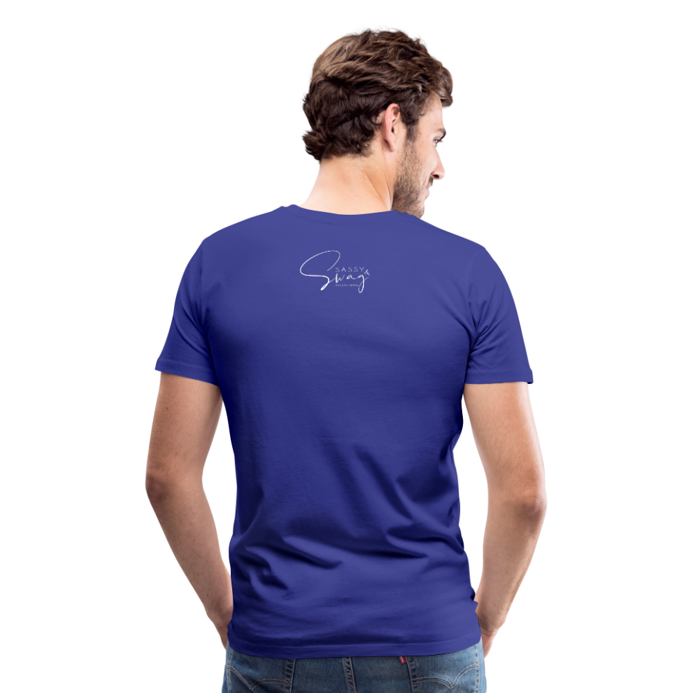 A Royal Priesthood Men's Premium T-Shirt - royal blue