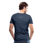 A Royal Priesthood Men's Premium T-Shirt - navy
