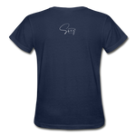 A Royal Priesthood Gildan Ultra Cotton Ladies T-Shirt - navy
