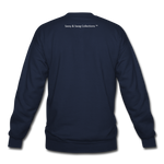 I'm the Boss Crewneck Sweatshirt - navy