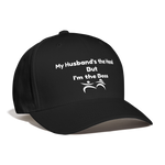 I'm the Boss Baseball Cap - black