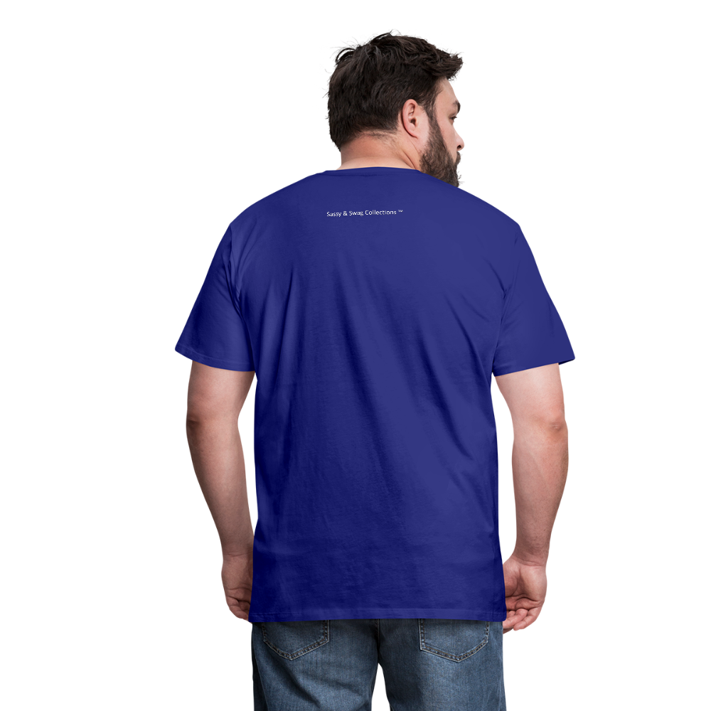 Her King Men's Premium T-Shirt - royal blue