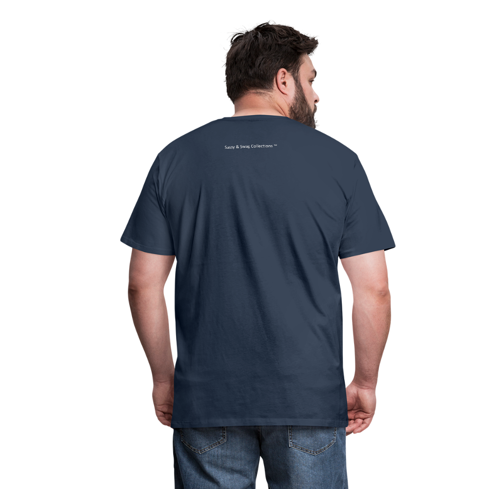 Her King Men's Premium T-Shirt - navy