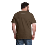 Her King Men's Premium T-Shirt - noble brown