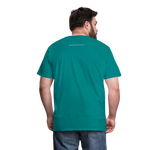Her King Men's Premium T-Shirt - teal