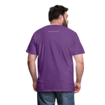 Her King Men's Premium T-Shirt - purple