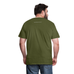 Her King Men's Premium T-Shirt - olive green