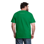 Her King Men's Premium T-Shirt - kelly green