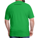 I'm Swag All Day Men's T-Shirt - bright green
