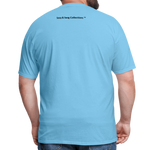 I'm Swag All Day Men's T-Shirt - aquatic blue