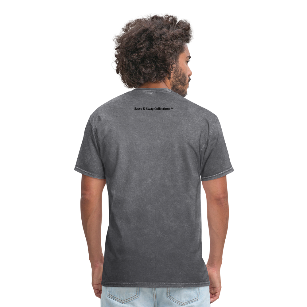 City Swag Men's T-Shirt - mineral charcoal gray