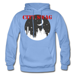 City Swag Gildan Heavy Blend Adult Hoodie - carolina blue