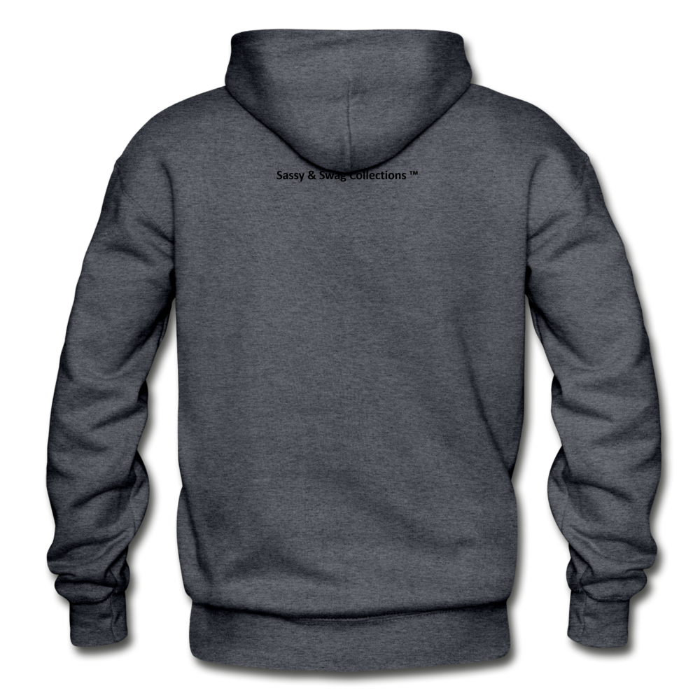 City Swag Gildan Heavy Blend Adult Hoodie - charcoal gray