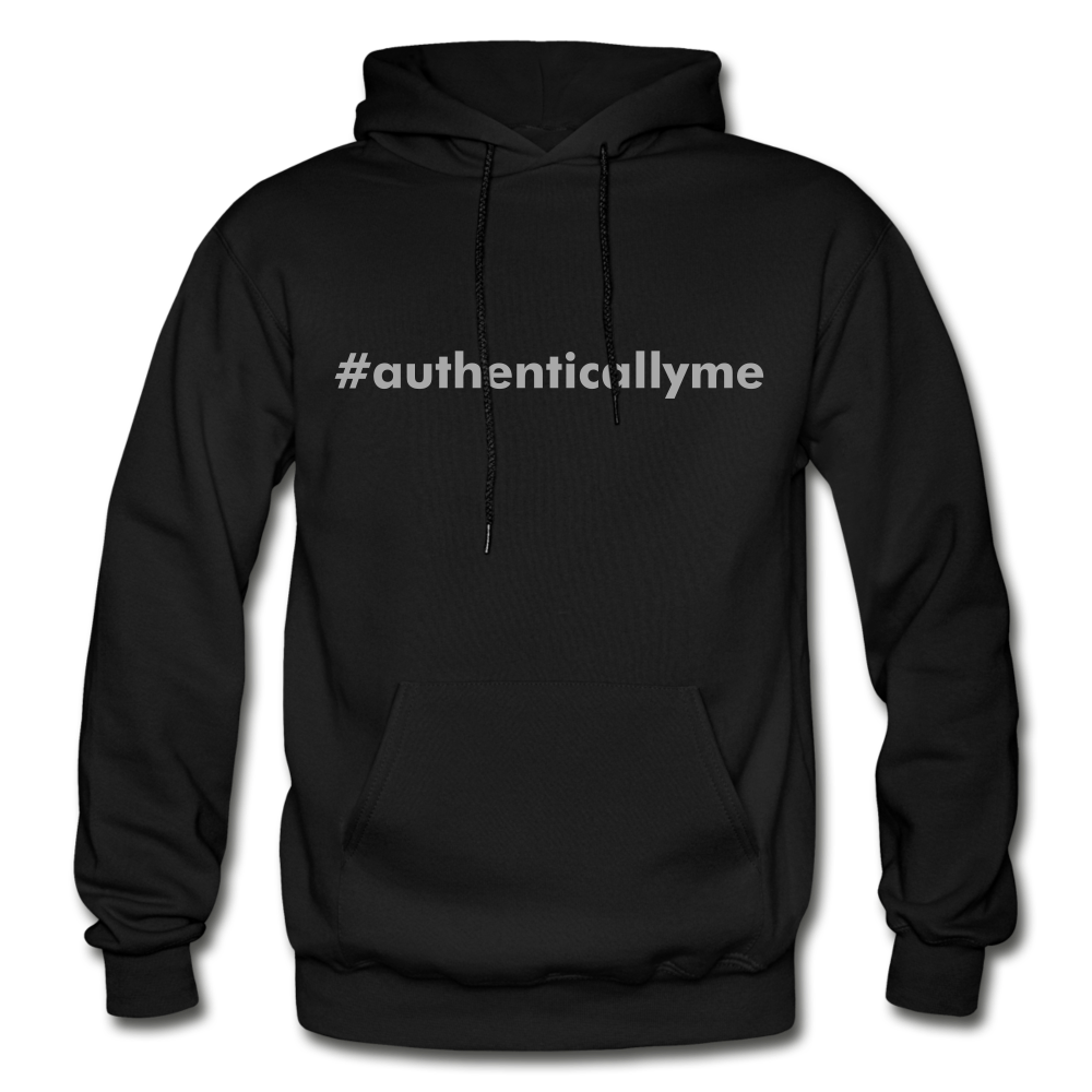 #authenticallyme Gildan Heavy Blend Adult Hoodie - black