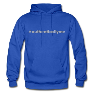 #authenticallyme Gildan Heavy Blend Adult Hoodie - royal blue