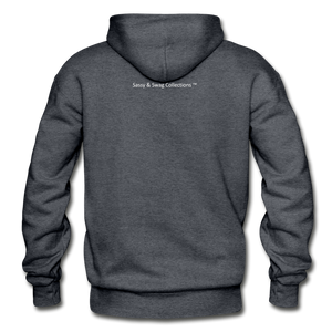 #authenticallyme Gildan Heavy Blend Adult Hoodie - charcoal gray