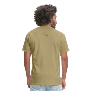 Holiness is not a fashion Men's T-Shirt - khaki