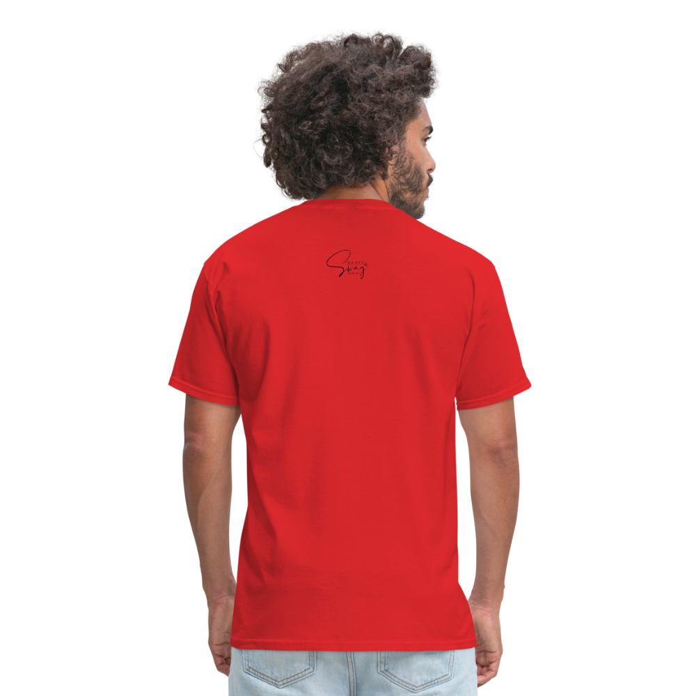 Holiness is not a fashion Men's T-Shirt - red