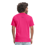 Holiness is not a fashion Men's T-Shirt - fuchsia