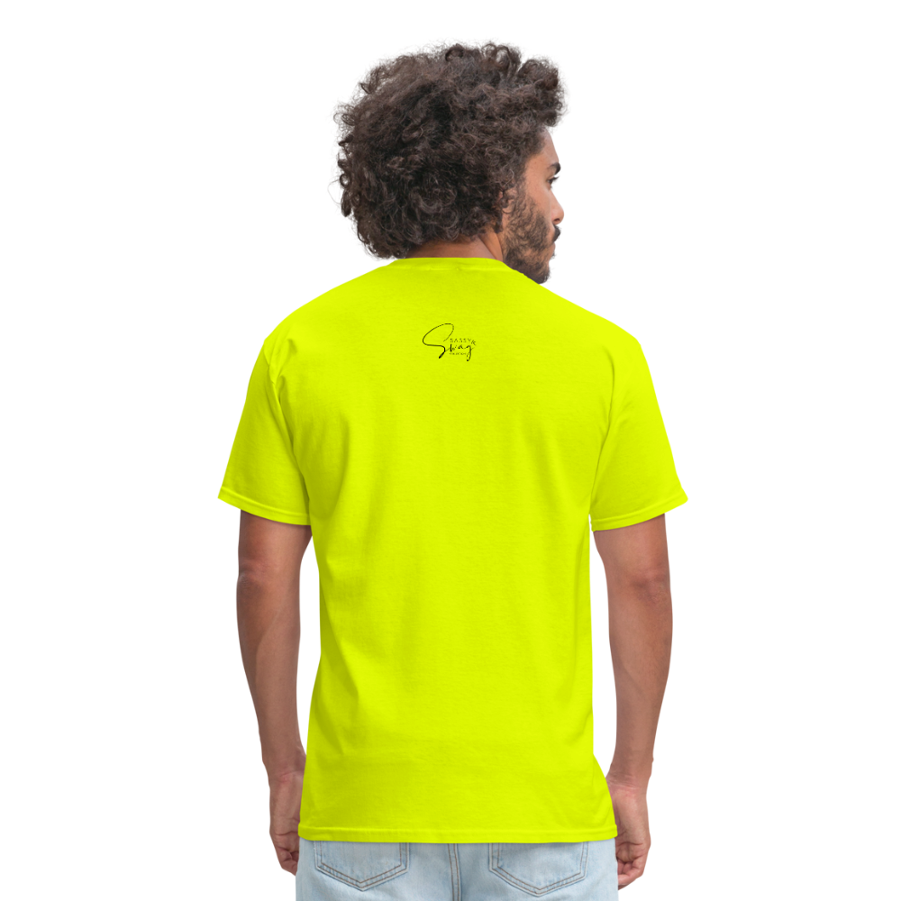 Holiness is not a fashion Men's T-Shirt - safety green