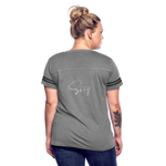 The Truth Hurts Women's Vintage Sport T-Shirt - heather gray/charcoal