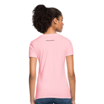 No Drama Zone Women's T-Shirt - pink
