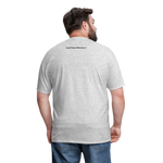 100% SWAG Men's T-Shirt - heather gray