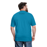 100% SWAG Men's T-Shirt - turquoise