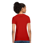 I Have Favor Women's T-Shirt - red