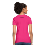 I Have Favor Women's T-Shirt - fuchsia