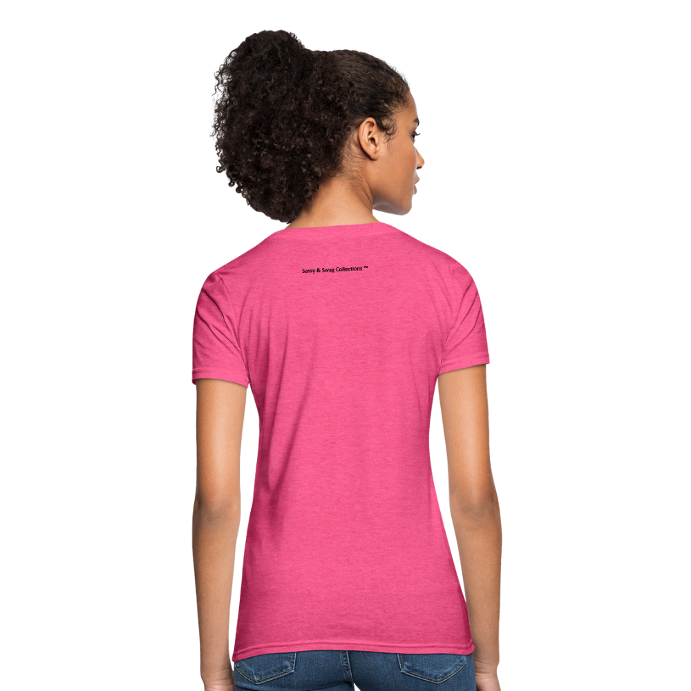 I Have Favor Women's T-Shirt - heather pink
