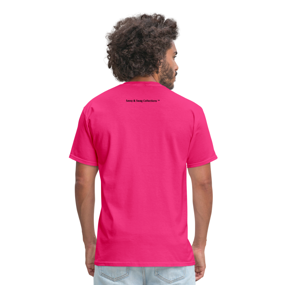 I Have Favor Men's T-Shirt - fuchsia