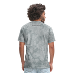 I Have Favor Men's T-Shirt - grey tie dye
