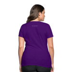 I Have Favor Women's T-Shirt - purple