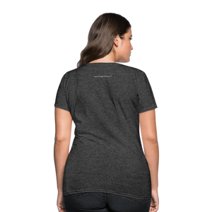 I Have Favor Women's T-Shirt - heather black