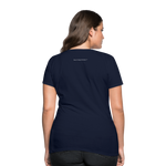 I Have Favor Women's T-Shirt - navy