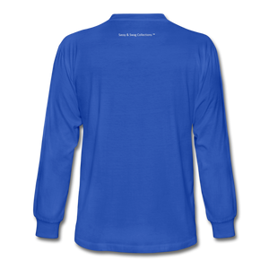 I Have Favor Men's Long Sleeve T-Shirt - royal blue
