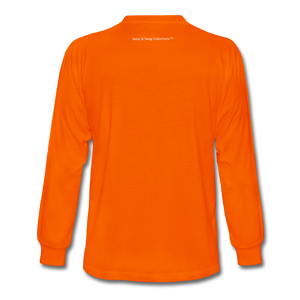 I Have Favor Men's Long Sleeve T-Shirt - orange
