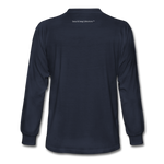 I Have Favor Men's Long Sleeve T-Shirt - navy