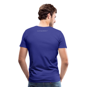 I Have Favor Men's Premium T-Shirt - royal blue