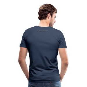 I Have Favor Men's Premium T-Shirt - navy