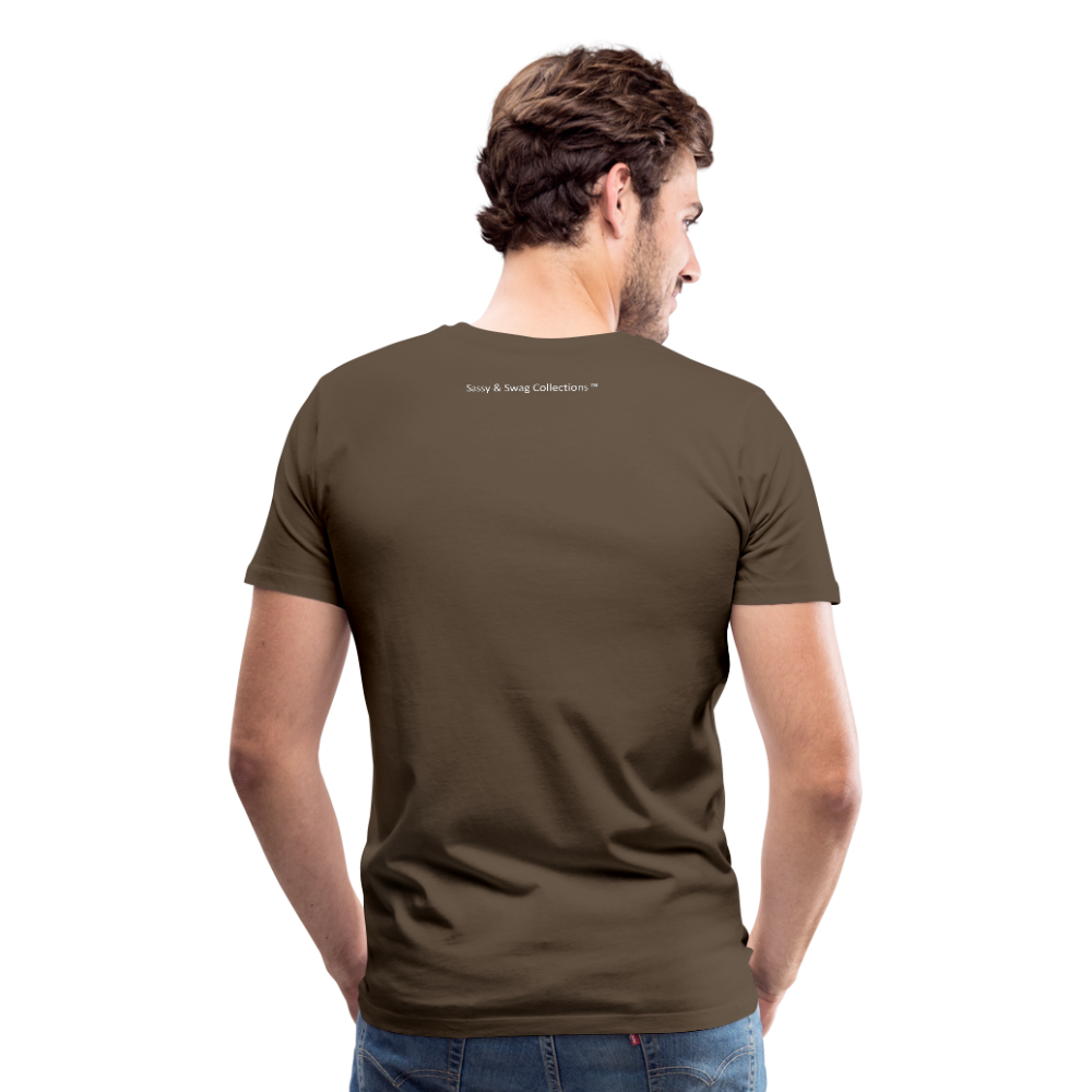 I Have Favor Men's Premium T-Shirt - noble brown