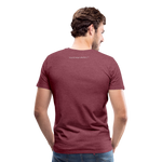 I Have Favor Men's Premium T-Shirt - heather burgundy