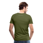 I Have Favor Men's Premium T-Shirt - olive green